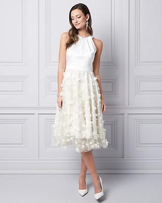 Le Château 3D Floral Cocktail Dress