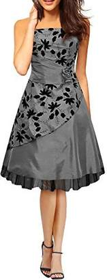 SIA BlackButterfly 'Sia' Satin Essence Prom Dress (, US 6)