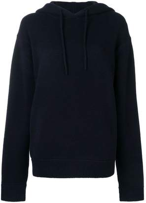 Extreme Cashmere hooded jumper