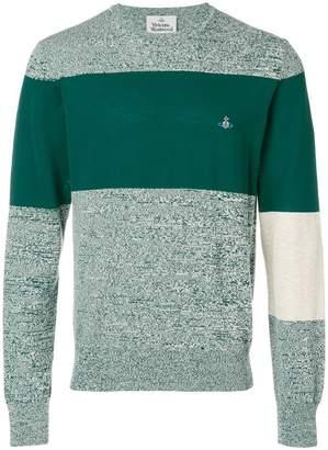 Vivienne Westwood paneled sweater