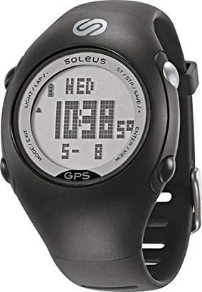 "Soleus Unisex SG006-005 ""GPS Mini"" Digital Display Watch"