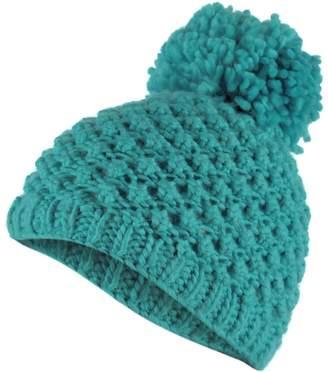 Spyder Brrr Berry Hand Knit Beanie - Girls'