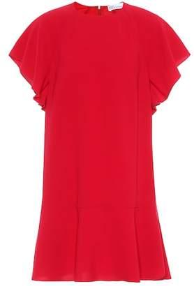 RED Valentino Ruffled minidress