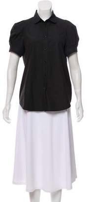Balenciaga Casual Button-Up