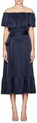 Barneys New York Women's Off-The-Shoulder Dress