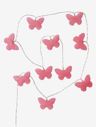 Vertbaudet Luminous Glittery Butterfly Garland