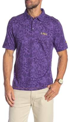 Tommy Bahama Team Sports Collegiate Camp Polo Shirt