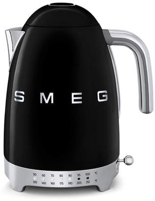Smeg 50s Style 1.75-qt. Stainless Steel Variable Temperature Tea Kettle