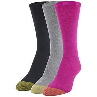Gold Toe Women's Castaway Crew Socks