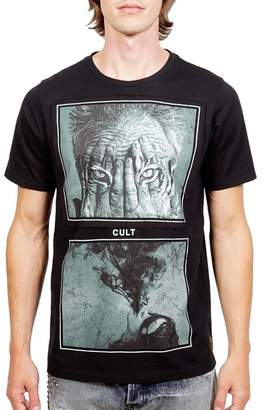 Cult of Individuality Cult Snake Eyes Crew Tee
