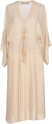 Veronique Branquinho Knee-length dresses - Item 34784029KV