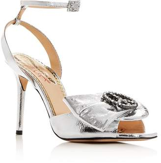 Charlotte Olympia Women's Salome Embellished High-Heel Sandals
