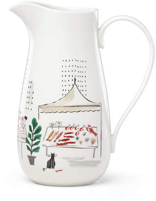 Kate Spade New York Union Square Accents Pitcher