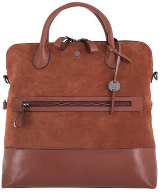 Lodis Wiltern Leather Convertible Backpack
