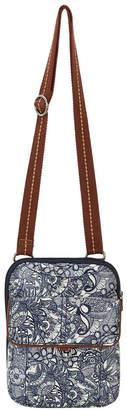 The Sak 108061Navsd Artist Circle Smartphone Crossbody Bag