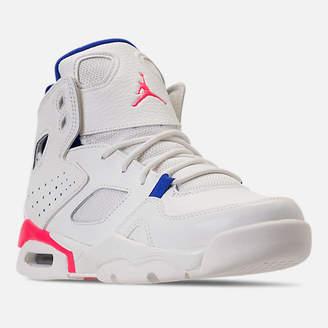 Nike Boys' Grade School Air Jordan Flight Club '91 Basketball Shoes