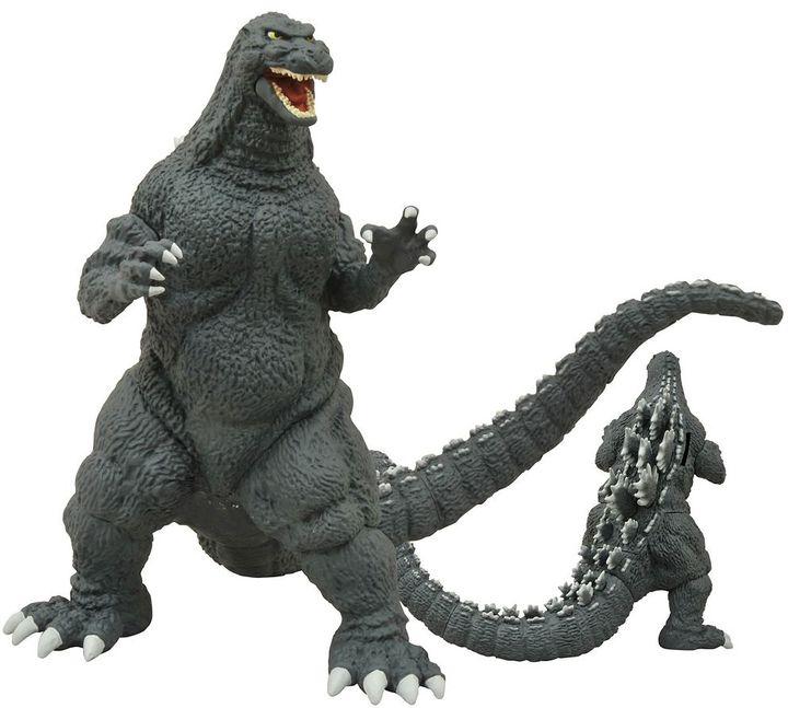 Diamond Select Toys Godzilla 1989 Vinyl Figural Bank