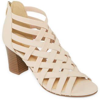 Liz Claiborne Deidra Womens Heeled Sandals
