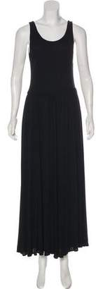 Ralph Lauren Sleeveless Maxi Dress