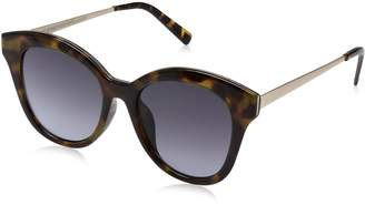 Foster Grant Women's Ts.10 Cateye Sunglasses