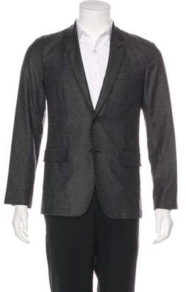 Rag & Bone Wool-Blend Deconstructed Blazer