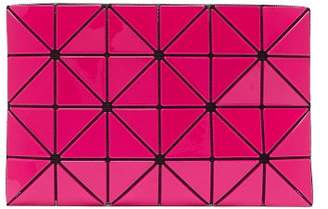 Bao Bao Issey Miyake Lucent Top Zip Pouch - Womens - Pink