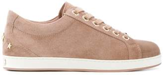 Jimmy Choo low top sneakers