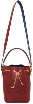 Fendi Red Forever Mon Tresor Bag