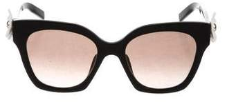 Marc Jacobs Wayfarer Tinted Sunglasses