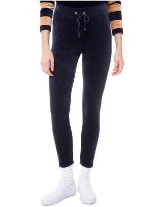 Juicy Couture Velour Juicy Wildstyle Legging