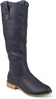 Journee Collection Taven Wide Calf Riding Boot - Women's