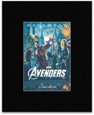 Rob-ert Stick It On Your Wall Avengers - By Robert Downey Mini Poster - 25.4x20.3cm