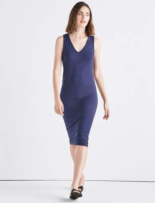 Lucky Brand Knit Midi Dress