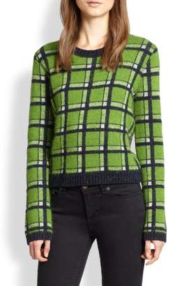 Marc by Marc Jacobs Prudence Snap Back Sweater
