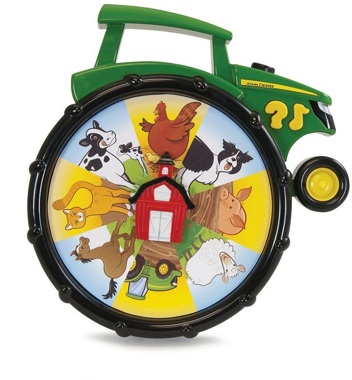 Tomy John Deere Spin Around the Farm by Tomy