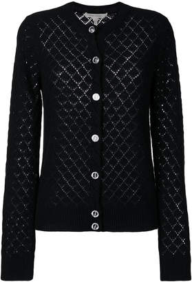 Marc Jacobs cashmere long sleeve cardigan