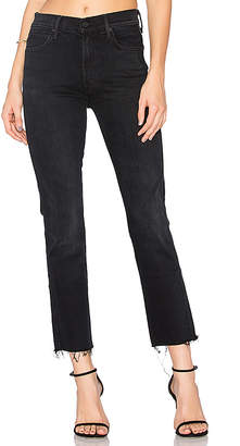 MOTHER The HW Rascal Ankle Fray $208 thestylecure.com