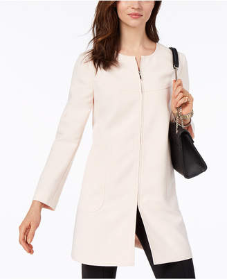 Alfani Petite Zippered Jacket, Created for Macy's