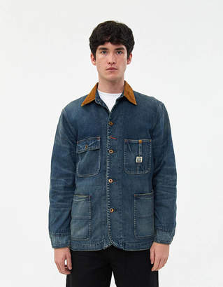 Polo Ralph Lauren Sportsman Denim Barn Jacket in Woodside