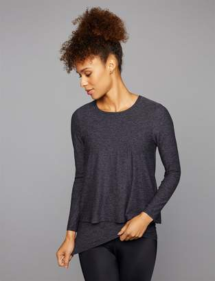 A Pea in the Pod Beyond The Bump Lift Up Mock Layer Nursing Top