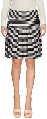 Norma Kamali KAMALIKULTURE by Knee length skirts - Item 35311705TD