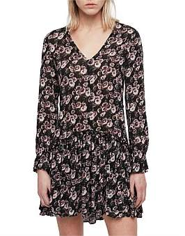 AllSaints Alia Odile Dress