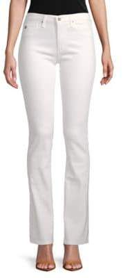 AG Jeans Jodi High-Rise Straight Jeans