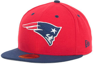 New Era New England Patriots 2 Tone 59FIFTY Fitted Cap