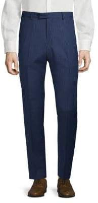 Extra Slim Fit Striped Trousers