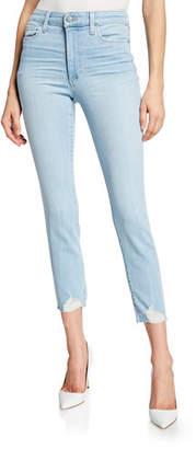 Joe's Jeans The Charlie Crop Skinny Jeans with Destroyed Hem