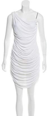 Michael Kors Draped Bodycon Dress