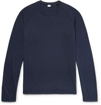 Aspesi Slim-Fit Cotton-Blend T-Shirt
