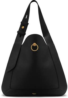 Mulberry Marloes Hobo Black Small Classic Grain