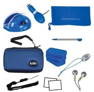 Nintendo Dreamgear DSi 17 in 1 Bundle Pak - Blue